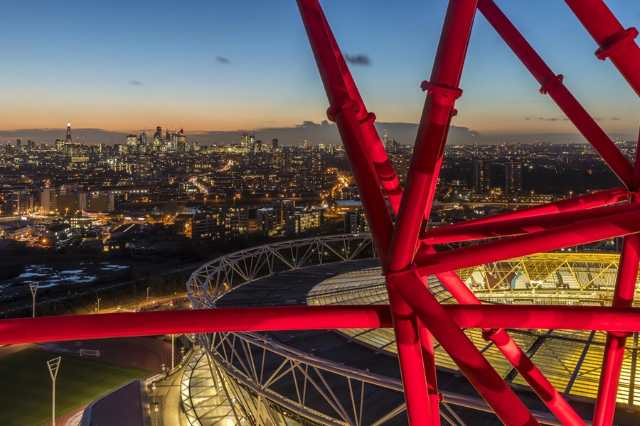 50% OFF GENERAL ENTRY AT THE ARCELORMITTAL ORBIT