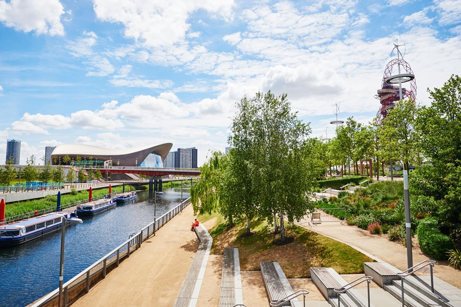 Sustainability | Queen Elizabeth Olympic Park