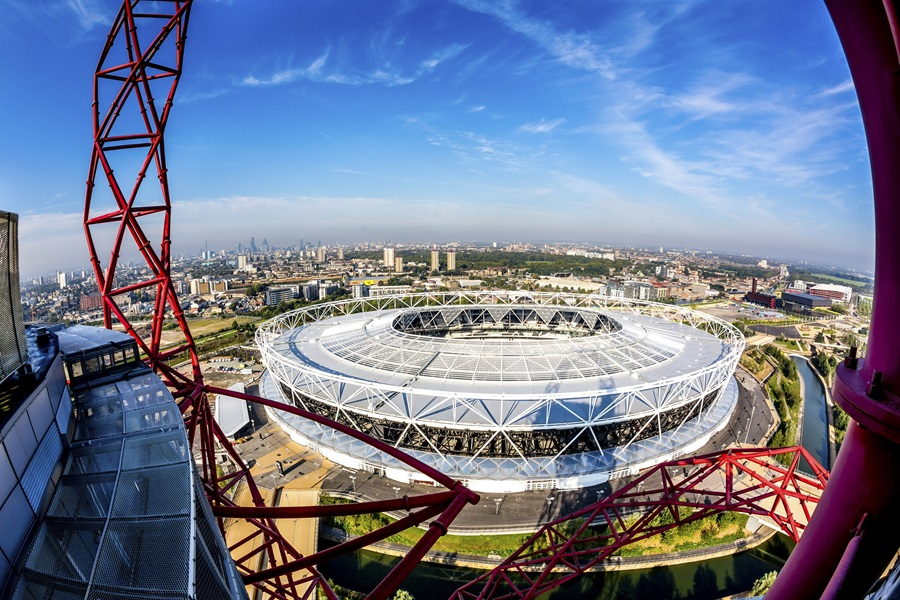 HALF PRICE GENERAL ENTRY TO ARCELORMITTAL ORBIT