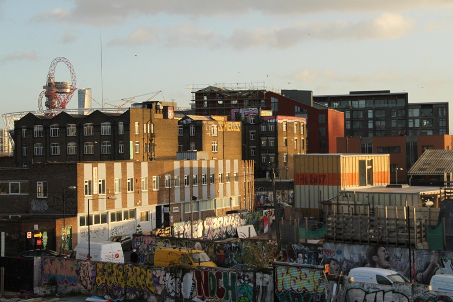 Hackney Wick and Fish Island