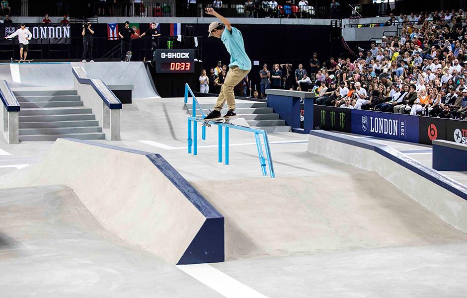 Street League Skateboarding World Tour 2019 | Queen