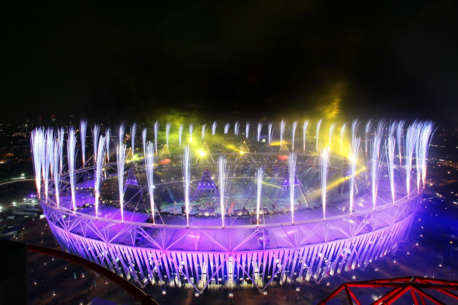 Relive London 2012