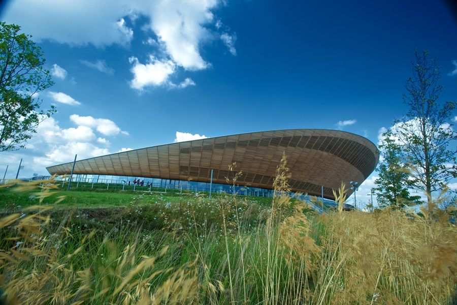 Venues queen elizabeth olympic park - Queen elizabeth olympic park swimming pool ...