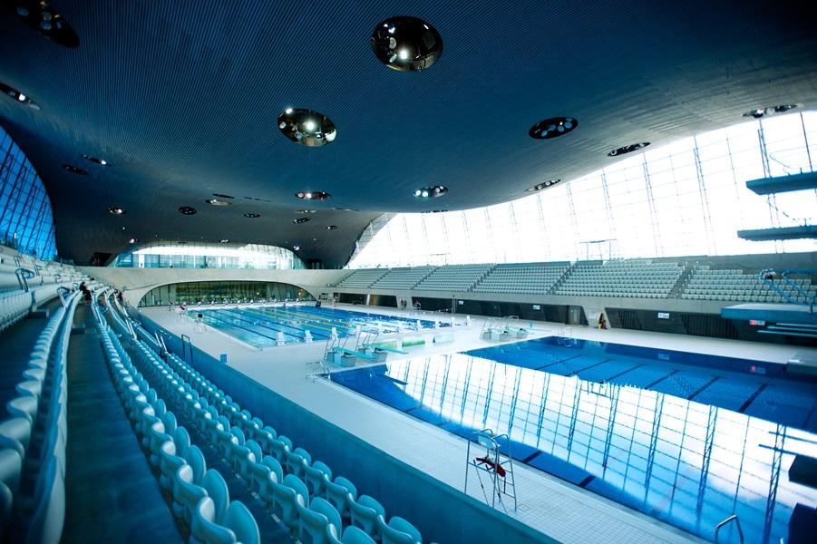 Trails queen elizabeth olympic park for Pool design education