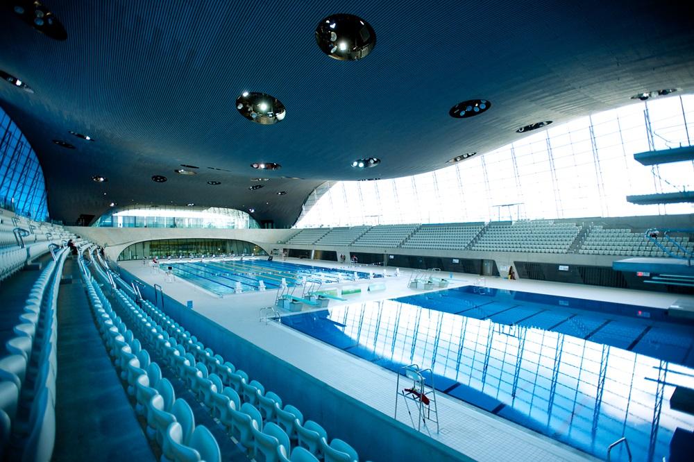 London Aquatics Centre | Queen Elizabeth Olympic Park