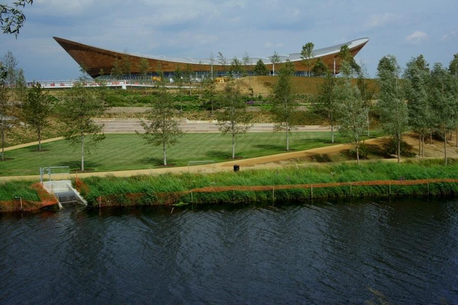 Lea River Park | Queen Elizabeth Olympic Park