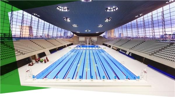 Image Gallery Olympic Park Aquatics Centre